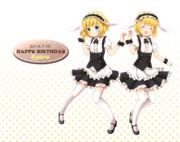 シャロ誕生日お祝い!