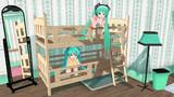 【配布】子ども部屋用の2段ベッド