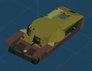 九五式軽戦車の2