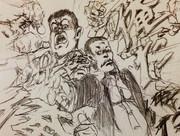 トォシィの奇妙な冒険 コメディアン イン TV