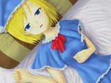 お寝ぼけアリス