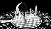 【MMDギアス】黒白チェスステージ【ステージ配布】