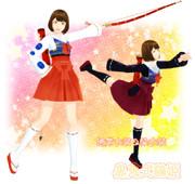 黒鬼式鶴姫ver1.2a