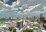 【Minecraft 】地方都市
