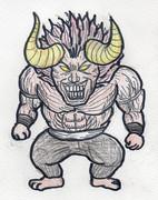 地上最強生物ユウジロン
