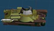 九五式軽戦車の3