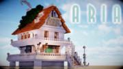 【Minecraft】ARIAカンパニーアレンジ再現【ワールド配布】