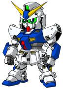 SD:ガンダムNT-1