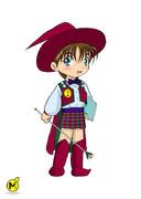 魔法少年(3.5頭身Ver.)