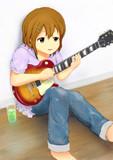 ギターの練習