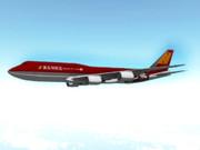 B747 龍驤塗装