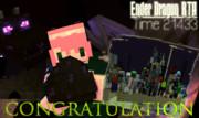 【Minecraft】じゃっくと60人でエンドラRTA記念
