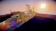 超弩級戦艦「アンリ4世」
