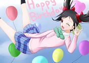 にこちゃん誕生日