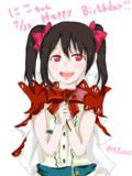 にこちゃんHappy Birthday!!