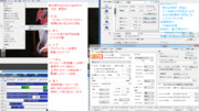 我流覚書~AviUtl 拡張x264(GUI)EX~