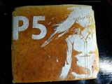 切り絵/ケーキ P5・・・?