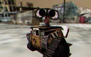 Wall-E (mmd)