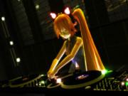 【Tda式改変ネル】DJ NERU-Tda Ver.-【MikuMikuDance】