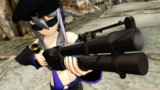 【MMD】China Lake Grenade Launcher【テスト】