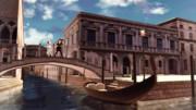 レッショル、ヴェネツィアに立つ
