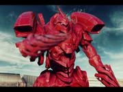 【3DCG】対決で作ったオリジナルロボ【ZBrush】
