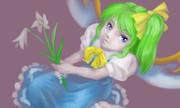 【深夜の真剣お絵描き60分一本勝負 】大妖精