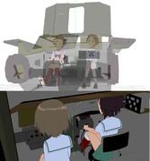 操縦席テスト2