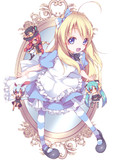 Alice in new publication