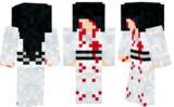 【Minecraft】幽霊【イメージ】