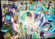 Alan Morais Godinho Feat. Hatsune Miku