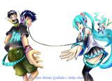 Alan Morais Godinho Feat. Hatsune Miku 2