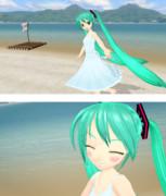 夏の天使2