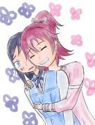 抱きしめ!