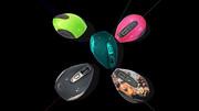 マウスPMXモデル配布