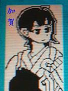 【トレーナーカード】頬笑み加賀さん【描いてみた】