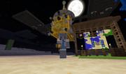 【Minecraft】探査機「はやぶさ」記念撮影【レゴブロック風】