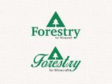 Forestry for Minecraftのロゴも作ってみた