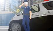 【MMD銀魂】 俺は警察中尉銀時だ。