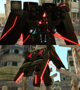 [作成中]高機動拡張装甲作成中・2