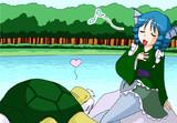 湖畔の歌姫