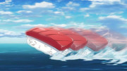 海を駆けるO-SU-SHI