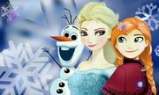 【3DSで】アナと雪の女王【描いてみた】
