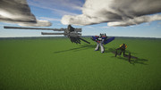 【minecrafted】機体名はまだない。【MCヘリ】