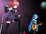 【MMD】ネギドリル LIVE 4