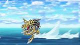 荒ぶる海の王
