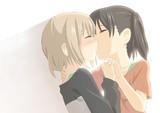 仲直りのキス