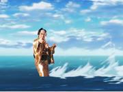 吉宗水上を征く