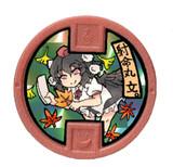 東方妖怪メダル「文ちゃん」