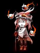 猫吊空母姫